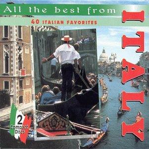 artist - All The Best From Italy: 40 Italian Favorites [2-CD SET] - Zortam Music