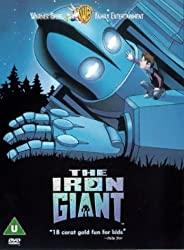 The Iron Giant [DVD] [1999]