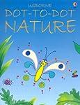 Dot-To-Dot Nature (Dot to Dot Series)
