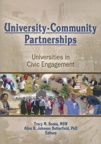 University-Community Partnerships: Universities in Civic...