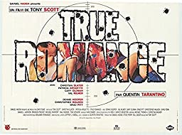 True Romance 11 x 17 inch Movie Poster