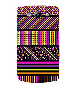 ethnic traditional jaipuri pattern 3D Hard Polycarbonate Designer Back Case Cover for Samsung Galaxy S3 :: Samsung Galaxy S3 i9300