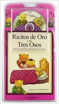 Osos Goldilocks And The Three Bears Libro Y CD Spanish Edition