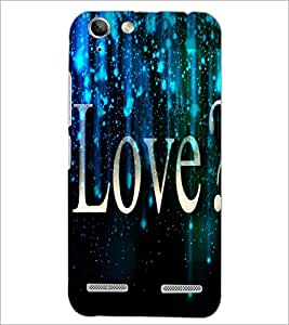 PrintDhaba Quote D-3443 Back Case Cover for LENOVO LEMON 3 (Multi-Coloured)