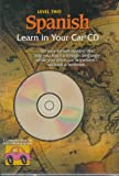 Product 1560151234 - Product title Spanish: Learn in Your Car : Level Two