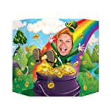 Leprechaun Photo Prop Party Accessory (1 count) (1 Pkg)