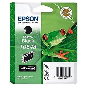 Epson Ink Cartridge for Stylus Photo R800/R1800 - Matte
