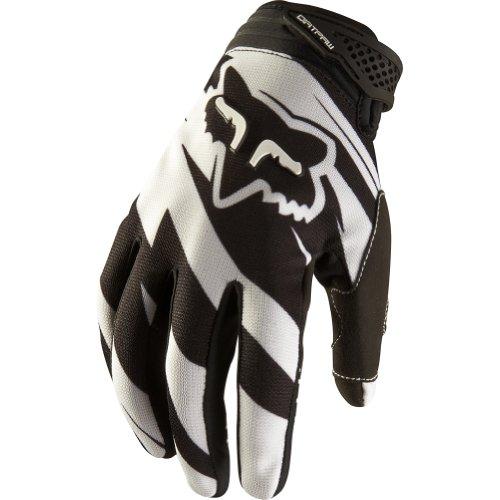 Fox Racing Dirtpaw Costa Men's MX/Off-Road/Dirt Bike Motorcycle Gloves - Black / Small
