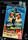 Abbott & Costello Meet the Mummy [DVD] [1955] [Region 1] [US Import] [NTSC]