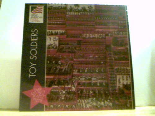 """Toy Soldiers - 18"""" x 24"""", over 550 Piece Puzzle - 1"""