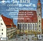Cantates BWV 180, 49 & 115