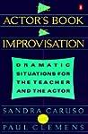 Actors Book Of Improvisation