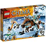 LEGO Chima 70143 Sir Fangar's Saber-Tooth Walker Building Toy