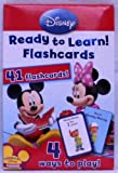 Playhouse Disney: Ready to Learn Flashcards
