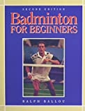 img - for Badminton for Beginners (Morton Activity Series) book / textbook / text book