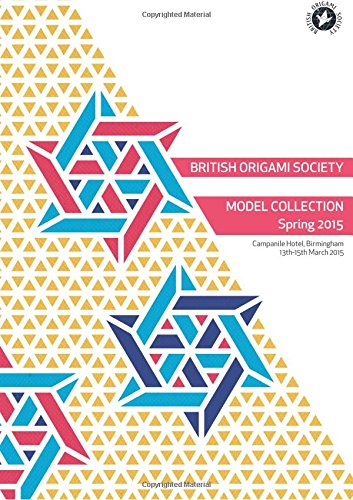 British Origami Society Model Collection Spring 2015