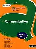 echange, troc Madeleine Doussy, Florence Bouvier, Francine Cayot, Marianne Greffe-Guimard, Collectif - BTS asistant de gestion PME-PMI, 1e et 2e années, Communication : A8