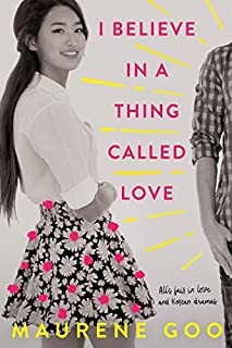 Book Cover: I Believe in a Thing Called Love