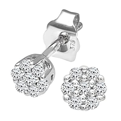 Ariel Diamond Earrings