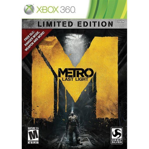Metro Last Light Limited Edition galerija