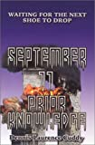 img - for September 11 Prior Knowledge by Dennis Laurence Cuddy (2002-06-02) book / textbook / text book