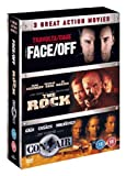 Face/Off/The Rock/Con Air [DVD]
