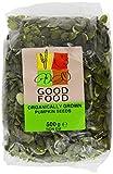 Good Food Pre-packed Organic Pumpkin Seeds (Pack of 2)