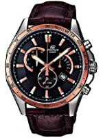 Casio Edifice Men's Chronograph Analogue Quartz Watch EFR-510L-5AVEF