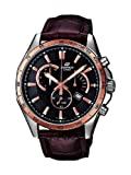 Casio Edifice Men's Chronograph Analogue Quartz Watch EFR-510L-5AVEF