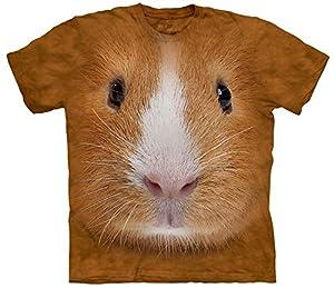 Guinea Pig Face Meerschweinchen Erwachsenen T-Shirt von The Mountain - The Mountain