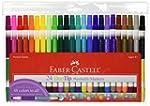 Faber-Castell - DuoTip Washable Marke...