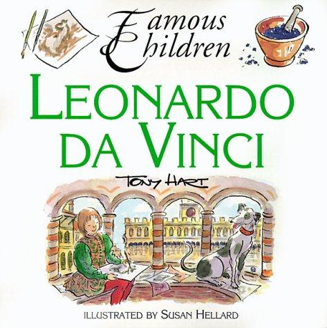Leonardo da Vinci (Famous Children Series) [Rachlin, Ann] (Tapa Blanda)