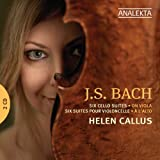 J.S. Bach: Six Cello Suites on Viola
