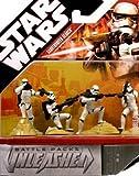 Star Wars Unleashed Battle 4 Pack Sandtroopers