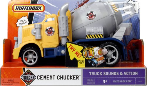 Matchbox Cement Mixer Amazon.com