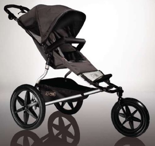 Mountain Buggy Terrain Single Child Jogging Stroller