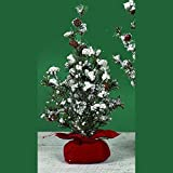 Transpac Small Tree In Gift Bag with Berries