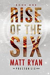 Rise Of The Six by Matt Ryan ebook deal