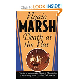 Death at the Bar (Roderick Alleyn Mysteries)