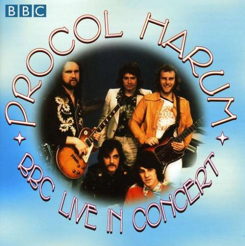 Procol Harum - BBC Live In Concert (IMPORT) - Zortam Music
