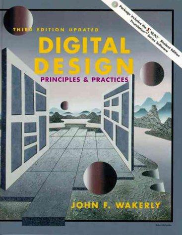 Digital Design: Principles and Practices (Prentice Hall Xilinx design series)