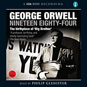 Nineteen Eighty-Four Audiobook