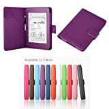 Exact PU Leather Folio Case for Amazon Kindle Paperwhite (6