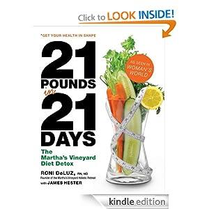 21 Pounds in 21 Days - Roni DeLuz