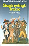 img - for Quatre-vingt-treize (extraits) book / textbook / text book