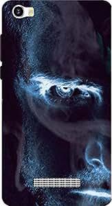 JOHN RICHARD_ HIGH QUALITY SILICON UV PRINTED BACK COVER FOR LAVA IRIS X8 ARTI...