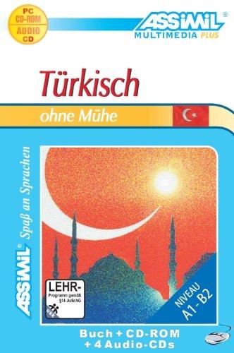 TRKISCH OHNE MHE. MULTIMEDIA-PLUS. LEHRBUCH + 4 AUDIO CDS + CD-ROM [IMPORT ALLEMAND]