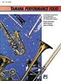 Yamaha Performance Folio: B-Flat Clarinet (Yamaha Band Method) (0739001272) by Erickson