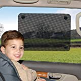 JEEP 90196 DELUXE SUNSHADE 2 PACK
