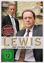 Lewis - Der Oxford Krimi - Staffel 7 [4 DVDs]